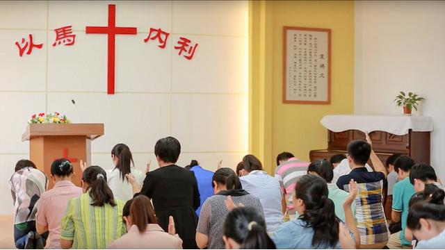 信仰、信神、教會、聚會